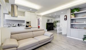 Ev dekorasyonu dizayn banyo mutfak fikirleri homify for Ville arredate moderne