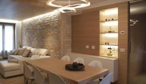 Livings de estilo moderno por GRITTI ROLLO | Stefano Gritti e Sofia Rollo