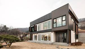 양평 전수리: 코원하우스의  주택