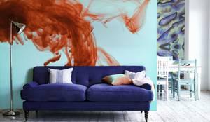 رہنے کا کمرہ  by Pixers