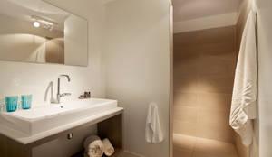 Duingolf Ameland:  Badkamer door Hinabaay