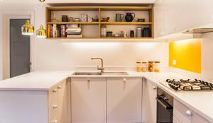 مطبخ تنفيذ A2studio,