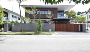 ming architects의  주택