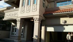 台南(陳公館)新建住宅:  房子 by 三月室內裝修設計有限公司