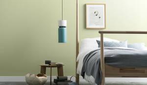 trendfarben des jahres 2018 por sch ner wohnen farbe homify. Black Bedroom Furniture Sets. Home Design Ideas
