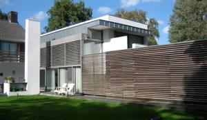 moderne Häuser von Thomas Kemme Architecten