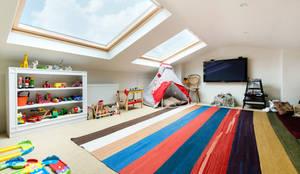 غرفة الاطفال تنفيذ Orchestrate Design and Build Ltd.