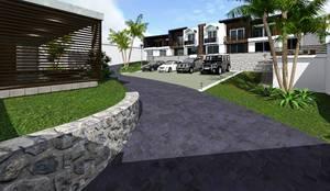 Proyecto Cristo : Casas de estilo  por HC Arquitecto,
