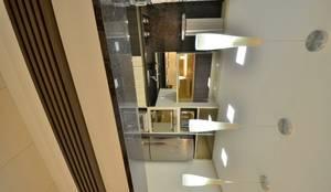 COZINHAS: Cozinhas modernas por Graça Brenner Arquitetura e Interiores