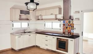 Cozinhas modernas por Muebles del angel