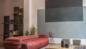 Salon de style de style Moderne par NoPlaceLikeHome ®