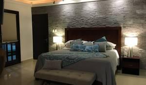 Dormitorios de estilo moderno por Spazio3Design