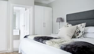 ห้องนอน by Salomé Knijnenburg Interiors