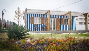 Casa da Barra: Casas  por Artglam - construção