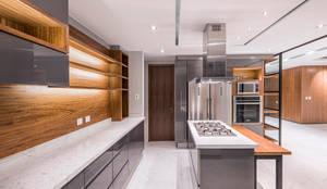 modern Kitchen by Sobrado + Ugalde Arquitectos