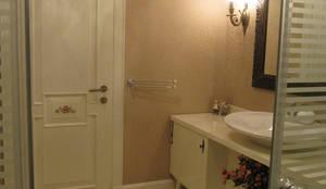 Öykü İç Mimarlık – Ongan Konakları:  tarz Banyo