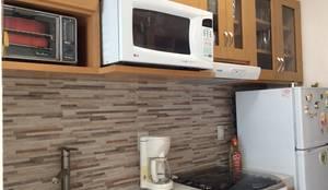 Projekty,  Kuchnia zaprojektowane przez InGeniotika
