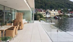 Egg München erweiterung anbau villa bar essen lounge innenarchitektur egg