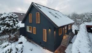 Projekty,  Domy zaprojektowane przez CARLO Berlin - Architektur & Interior Design