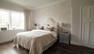 غرفة نوم تنفيذ Patience Designs