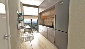 Cocinas de estilo moderno por 50GR Mimarlık