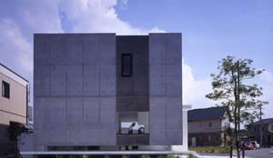 T-POP: 森裕建築設計事務所が手掛けた家です。