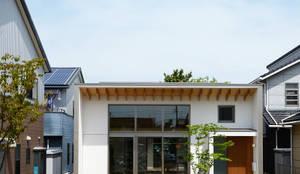 豊橋市 鳥畷の家: スタジオグラッペリ 1級建築士事務所 / studio grappelli architecture officeが手掛けた家です。