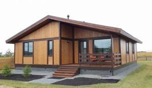 Projekty, klasyczne Domy zaprojektowane przez Apriori Albero