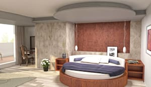 غرفة نوم تنفيذ eNArch.info