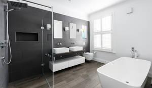 Salle de bain de style de style Minimaliste par Grand Design London Ltd