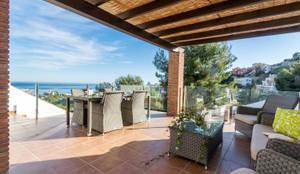 Terraza: Terrazas de estilo  de Home & Haus | Home Staging & Foto