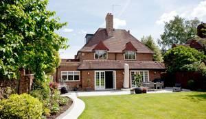 moderne Häuser von XUL Architecture