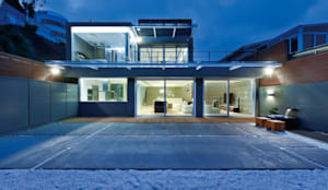 modern Houses by Millimeter Interior Design Limited