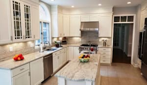 More interior ideas: classic Kitchen by Lux Design Associates