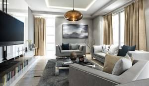Salon de style de style Moderne par Vero Concept Archıtects