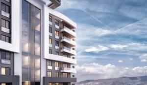 Vero Concept Archıtects – Teknoen Altındağ Konut: modern tarz Evler