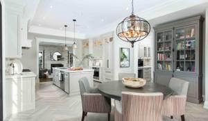 Cuisine de style de style Classique par Frahm Interiors