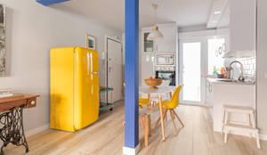 Cozinhas modernas por Luzestudio Fotografía
