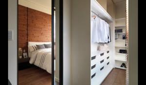 Projekty,  Garderoba zaprojektowane przez 星葉室內裝修有限公司