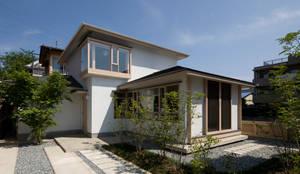 平山教博空間設計事務所의  주택