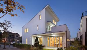 moderne Häuser von 남기봉건축사사무소