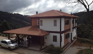 colonial Houses by Studio + Arquitetura e Urbanismo