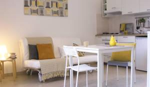 غرفة المعيشة تنفيذ Sonia Santirocco