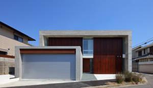 澤村昌彦建築設計事務所의  주택