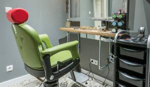 Barbershop und Coiffeur:  Ladenflächen von hysenbergh GmbH
