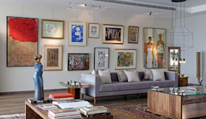 eclectic Living room by Jam Space Ltd