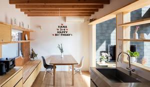 Phòng ăn by 建築設計事務所SAI工房