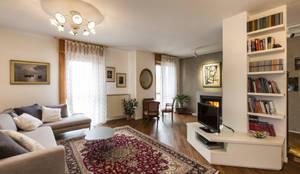 Salones de estilo clásico de Elia Falaschi Photographer