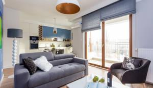 classic Living room by Gama Design Sp. z o.o.