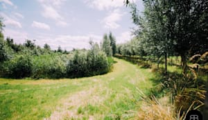 Wilgenrij : landelijke Tuin door Buro Buitenom exterieurontwerpers
